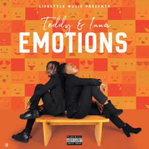 COVER ALBUM EMOTIONS TEDDY & INNA